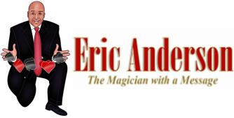 Eric Anderson - The Magician With a Message